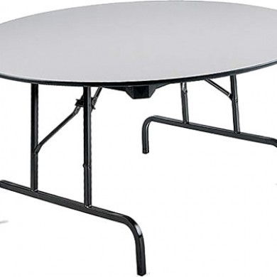 1.65m Round Folding Tables