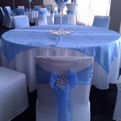 Chair Covers for hire Rockingham