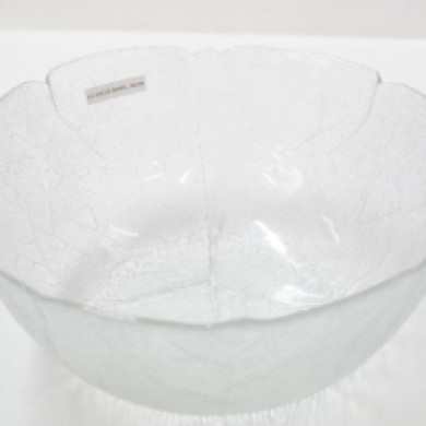 Salad Bowl Medium Glass