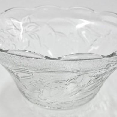 Salad Bowl Small Glass