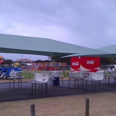 Shade Structure Hire Mandurah