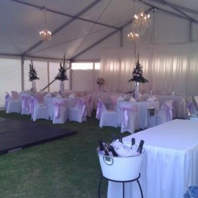 Structural Marquee Hire Rockingham