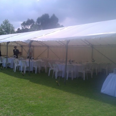 Wedding Marquee Hire Rockingham