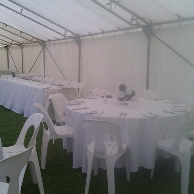 Wedding Marquee Hire Mandurah