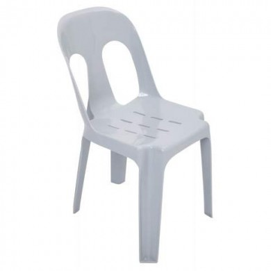 Grey Pipee Chair