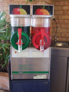 Slushie Machine Hire Rockingham
